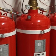 SAVVIS Data Centre Fire Detection System