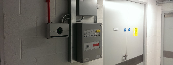 VOLTA Fire Detection System